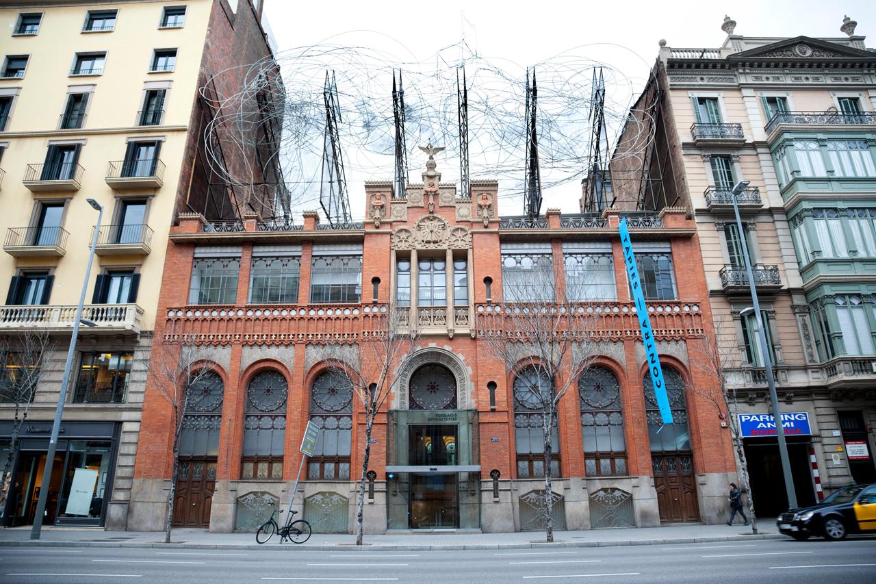 The Building - Fundació Antoni Tàpies