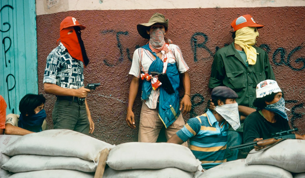 Susan Meiselas And Repatriation Of >> Susan Meiselas Mediations Fundacio Antoni Tapies
