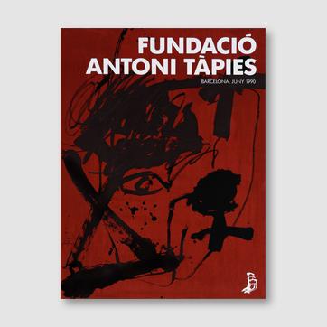Fundació-Antoni-Tàpies-Barcelona-Juny-1990