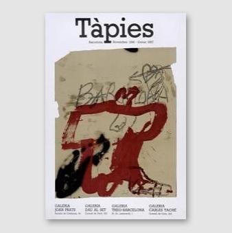 Tapies.-Barcelona
